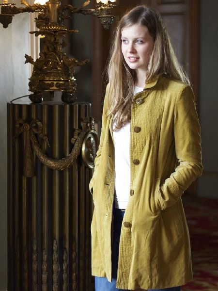 Car Coat - LAST SEASON - Willow (SIZE VOL) - Reduced from £175